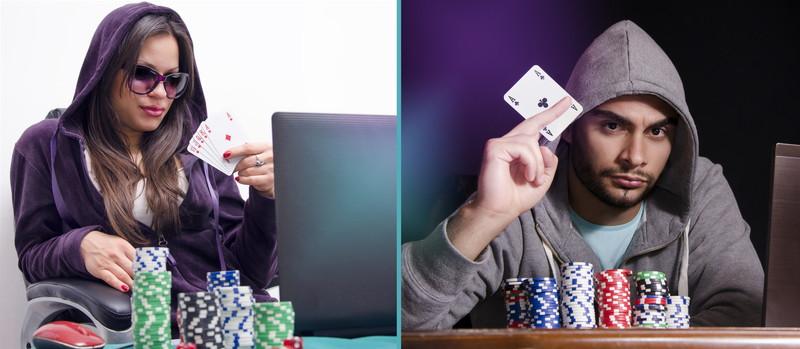 オンラインカジノのプレイヤー